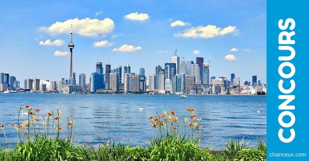 CONCOURS - Gagnez un voyage à Toronto ou une bourse d'étude de 5000$