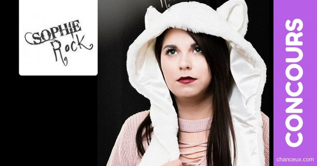 CONCOURS - Gagnez une capuche en fausse fourrure blanche (avec ou sans oreilles, au choix)