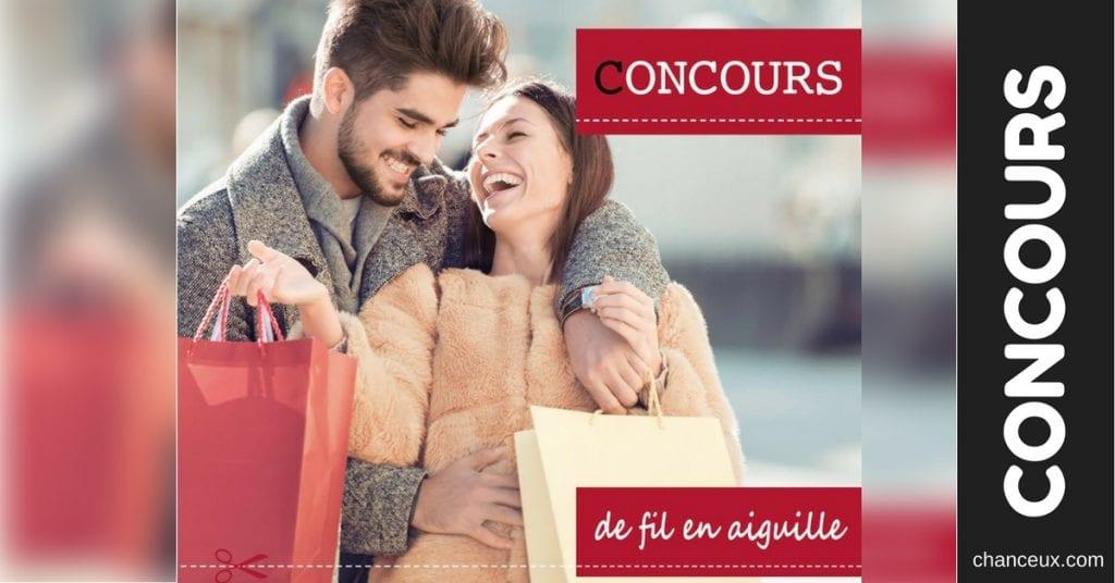 Concours Québec - Gagne une carte cadeau de 100$ La Baie d'Hudson