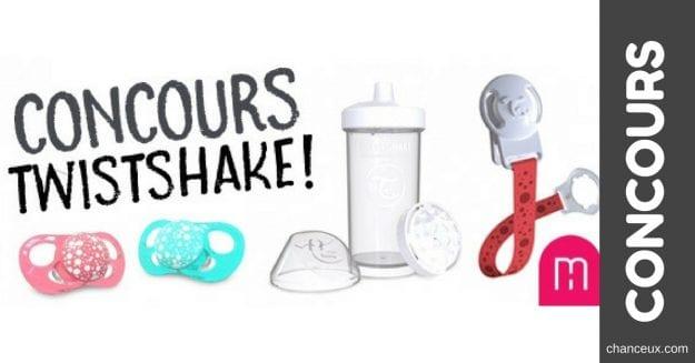 Gagnez des produits Twistshake grâce à Mère Hélène!