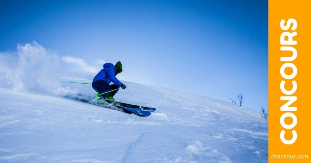 Gagnez un des trois forfait ski & nuitée en famille!