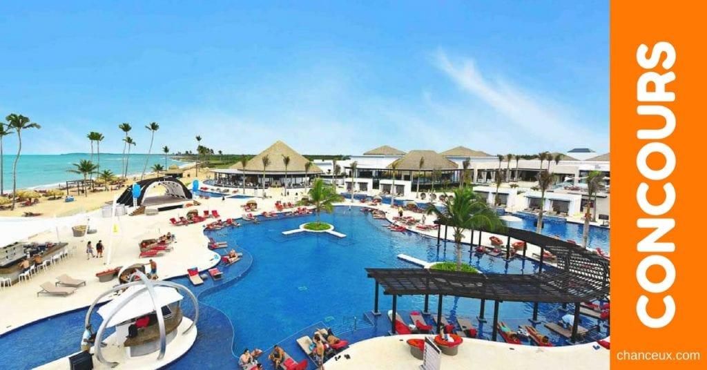 concours hôtel Chic Punta Cana enRÉPUBLIQUE DOMINICAINE.