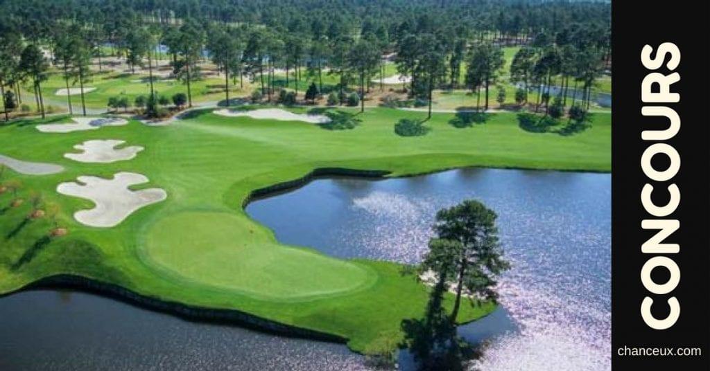 Gagnez un Voyage-Stage de golf de 7 nuitées à Myrtle Beach!
