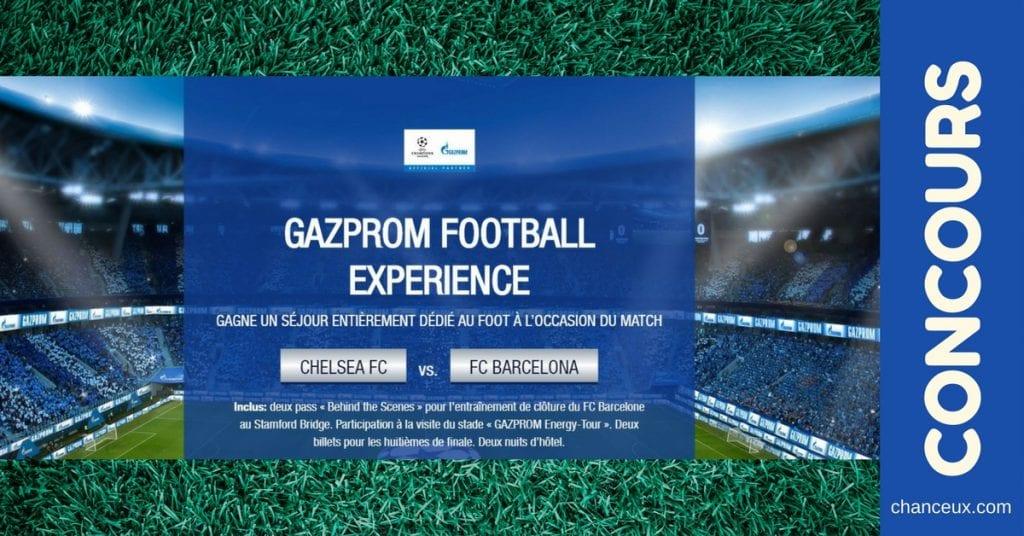 Gagnez un séjour à Londres dédié au Football !