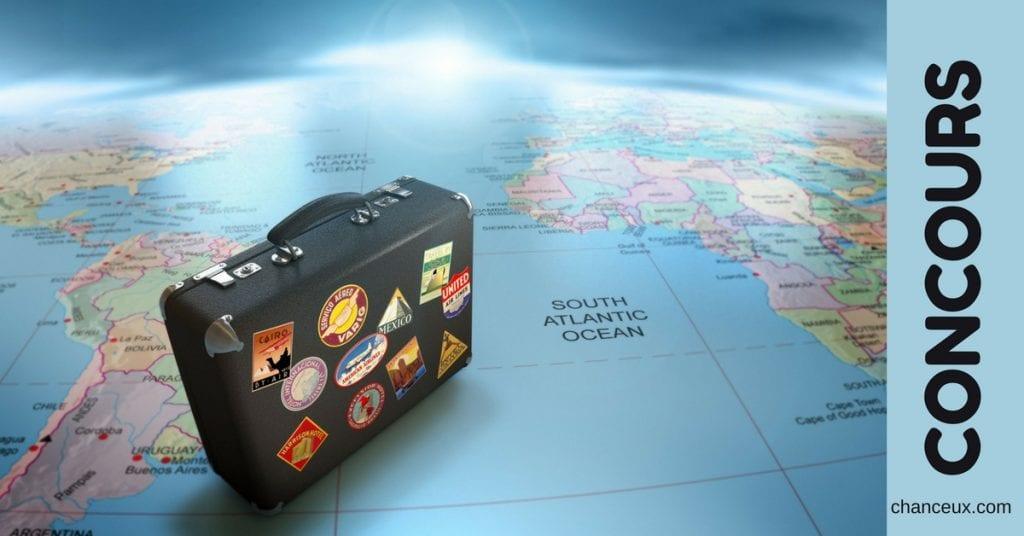 CONCOURS pour vous équiper avec quelques accessoires de voyage pratiques !