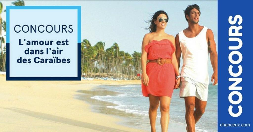 Gagnez un voyage à Punta Cana d'une valeur maximale de 3000$