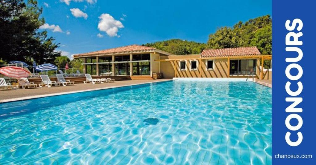 Gagnez un séjour au Club*** Le domaine de Château Laval à Gréoux-les-Bains