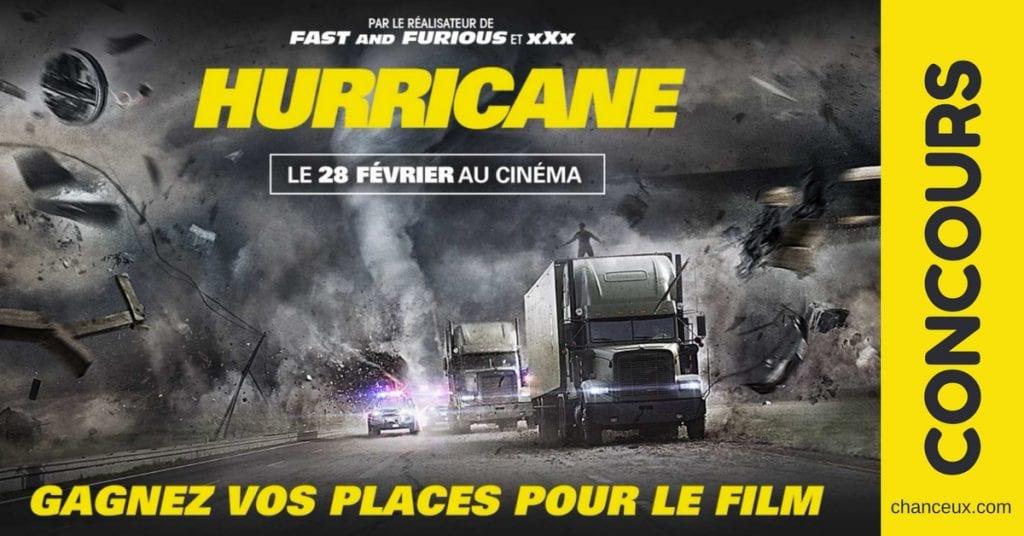 Gagnez vos place pour le film Hurricane