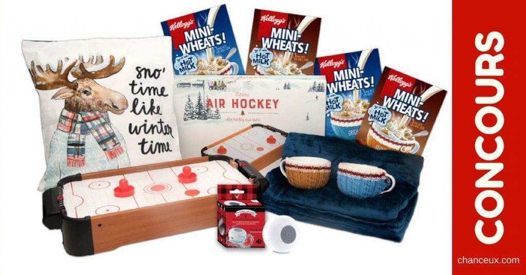 Gagnez un ensemble-cadeau Mini-Wheats d'une valeur de 250$!