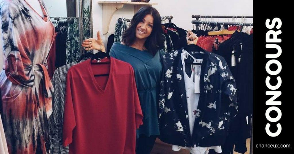 Gagnez 1000$ de Vêtements Joelle, Collection Printemps/Été 2018 !