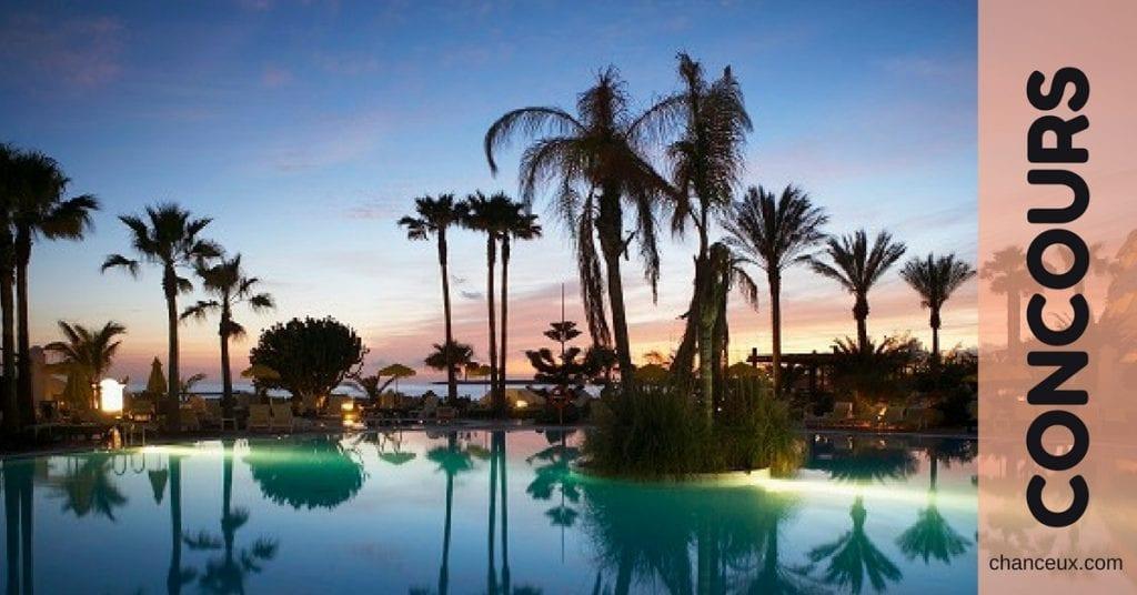 Concours Voyage - Gagnez un séjour aux Îles Canaries !