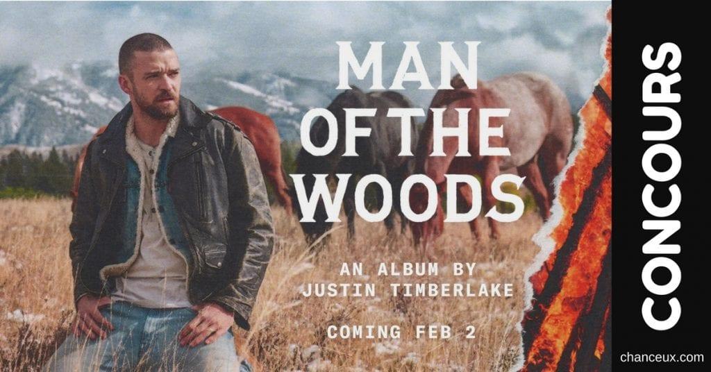 Gagne un Voyage à Toronto pour voir le spectacle Justin Timberlake!