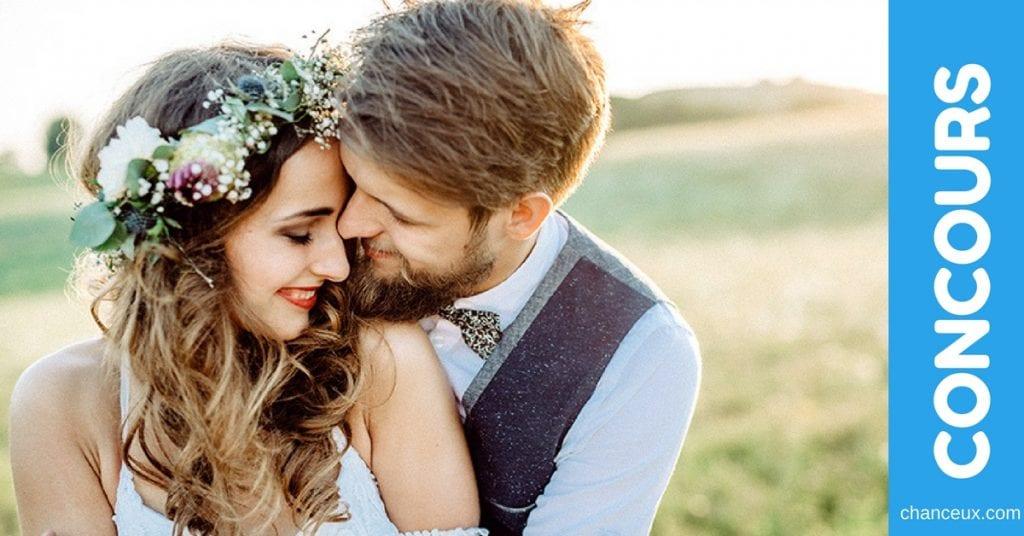 Gagne ton forfait mariage de rêve offert par Brunet et Associés!
