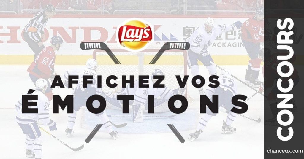 Gagnez des prix incroyables sur le thème du Hockey !