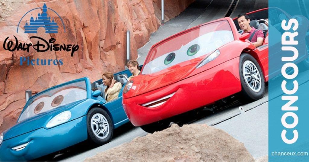 Gagnez des vacances pour quatre au Disneyland Resort !