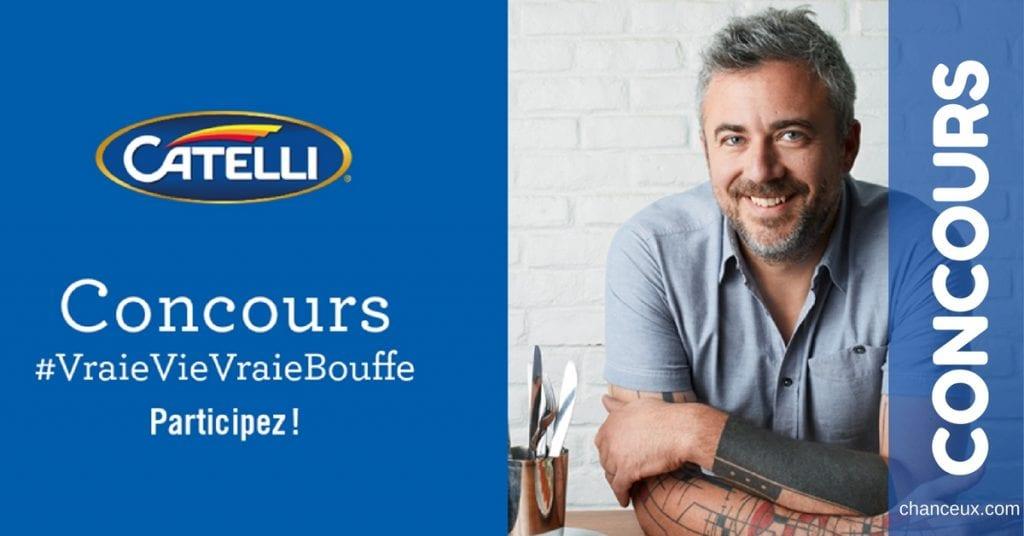 Gagnez un souper, chez vous, en compagnie du chef Martin Juneau !