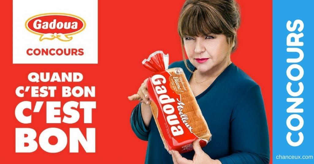 Gagnez une des 100 paires de billets pour voir Lise Dion et un an de pain Gadoua!