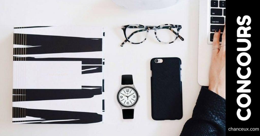 Gagnez une montre Swatch !