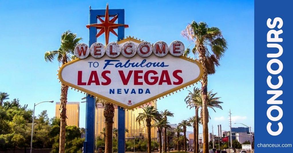 Gagnez une sortie d'enfer à Las Vegas durant 24 heures !