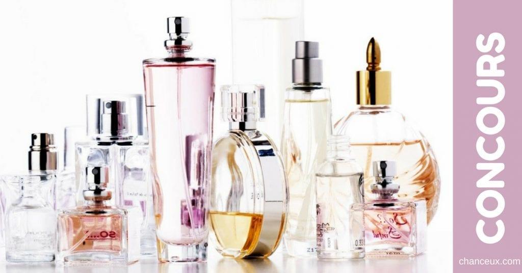 Gagnez 75$ de parfums!