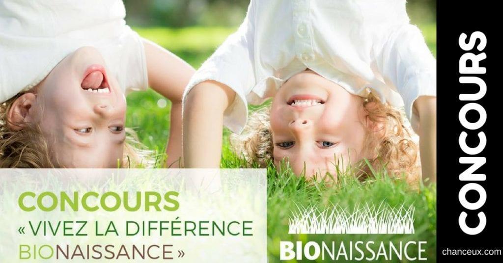 Gagnez un programme d'entretien de votre pelouse BioPlus d'une valeur de 319$!