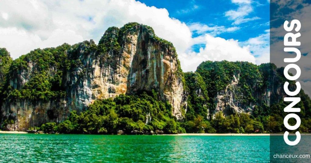 Gagnez un voyage en Asie pour 2 personnes !