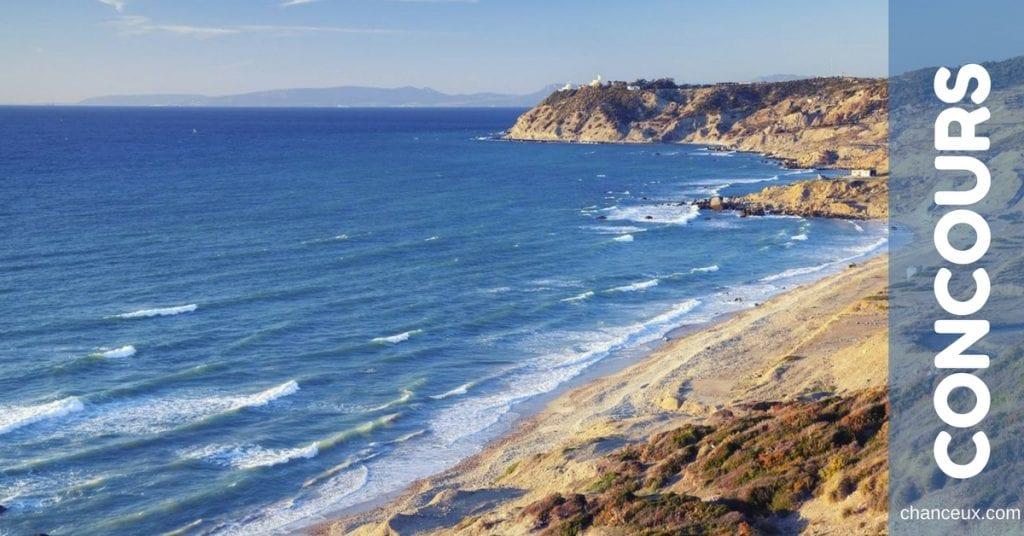 Gagnez un voyage pour 2 personnes au Maroc ou dans les Îles Canaries!