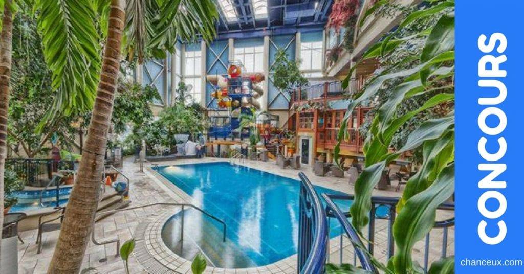 Gagnez une nuitée pour 2 adultes et 2 enfants à l'hôtel JARO de votre choix!