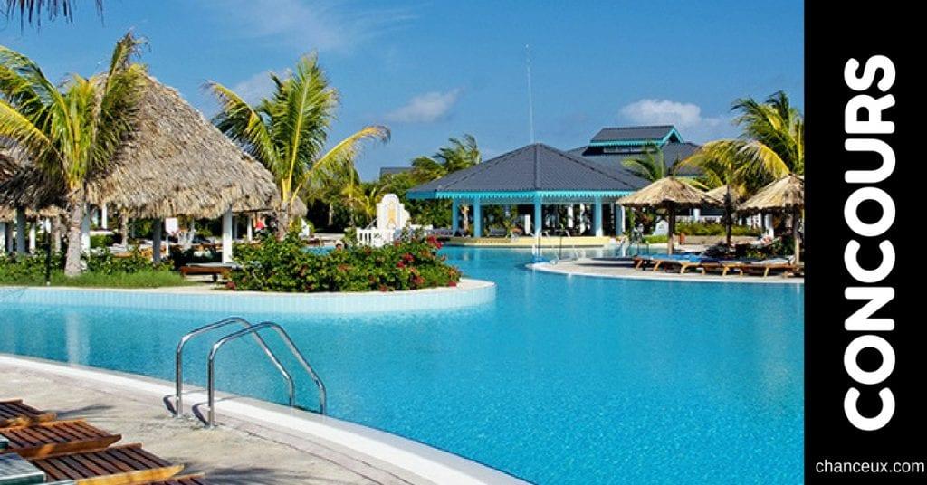 Gagnez un voyage au Melia Las Dunas à Cuba!