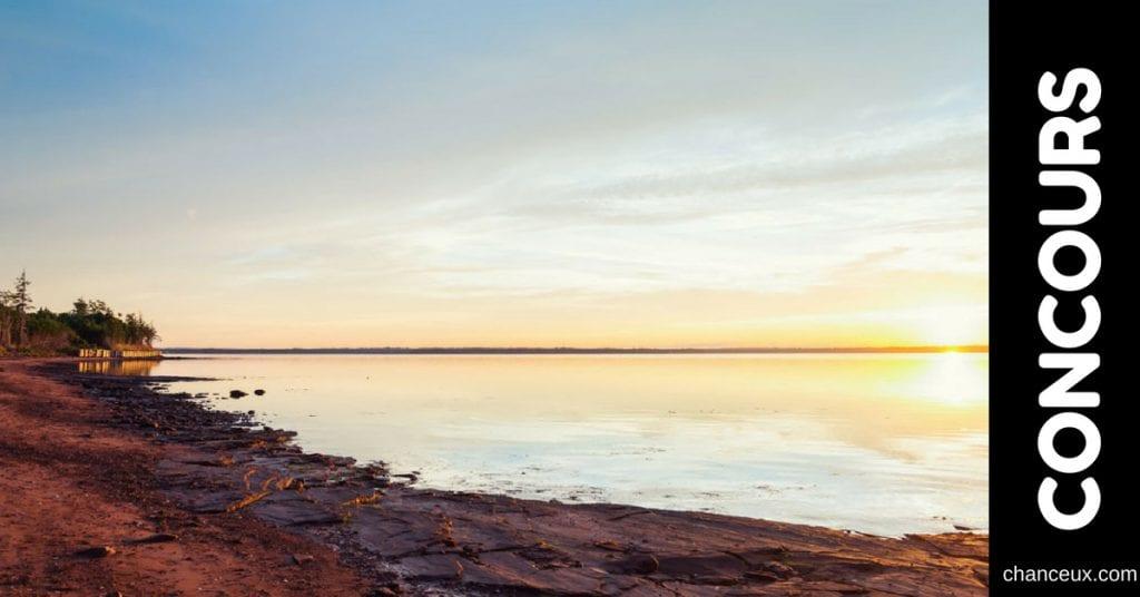 Gagnez un voyage de 5 jours pour deux à l'Île-du-Prince-Édouard!