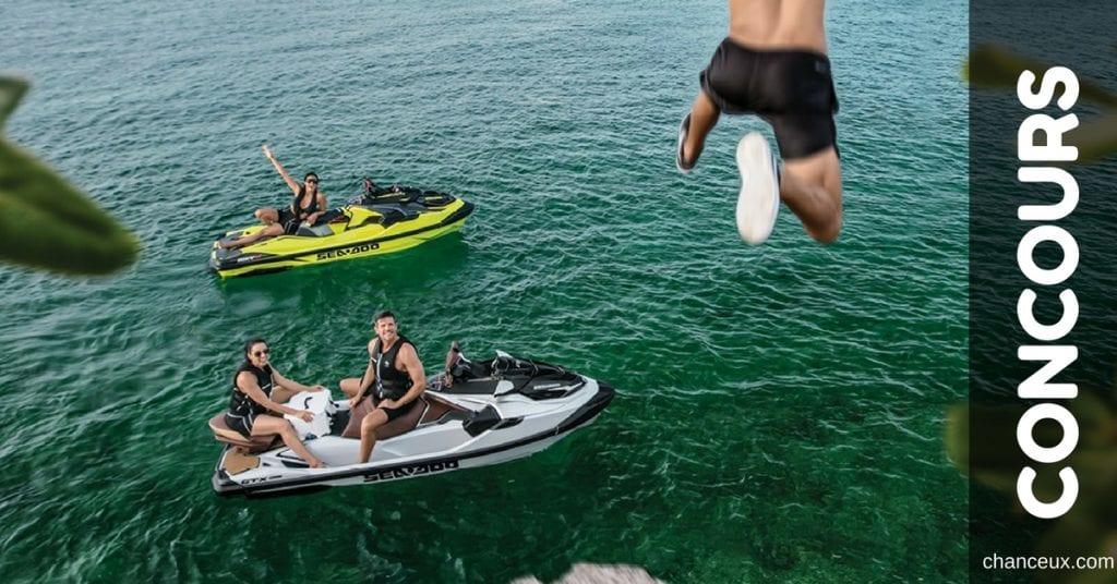 Gagnez une aventure SEA-DOO lors de votre escapade en Floride!
