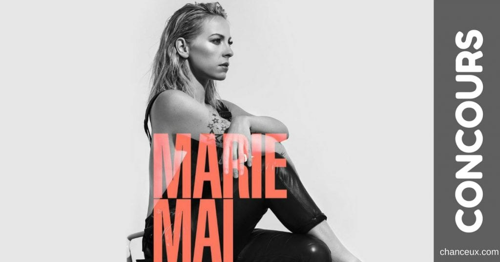 Gagnez une paire de billets pour le show de Marie-Mai au Centre Bell, le 15 février prochain!