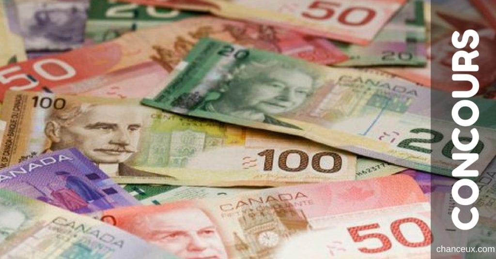 Concours - Gagne une carte de crédit Visa prépayée d'une valeur de 10 000$!