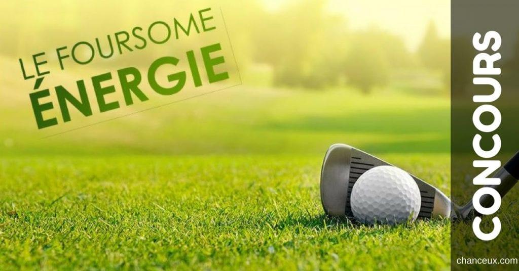 Concours - Gagne du bon temps avec tes chums au Club de Golf Tecumseh!