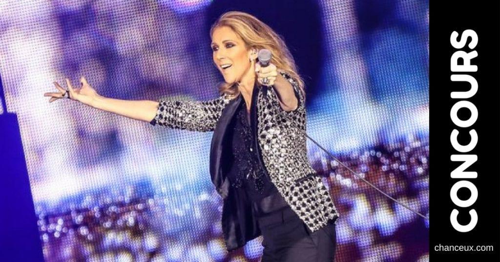 Concours - Gagnez un voyage à Las Vegas pour voir le spectacle de Céline Dion!