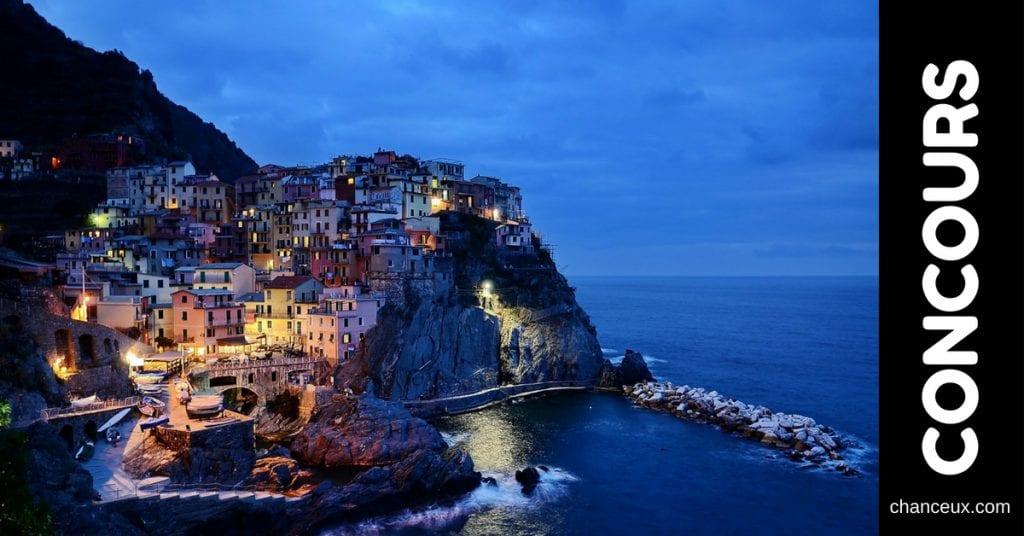 Concours - Gagnez un voyage en Italie!