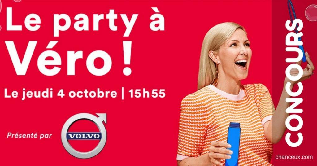 Concours - Gagnez vos places exclusives pour le party à Véro!