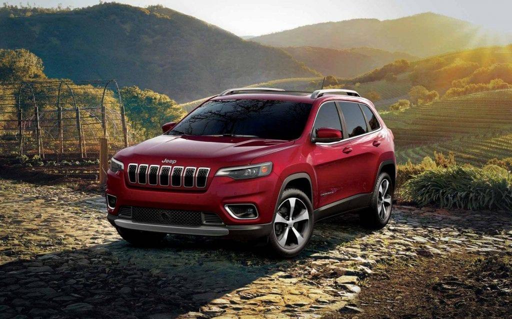 Concours du Québec - Gagne un véhicule Jeep Cherokee 2019 North de 41,142$
