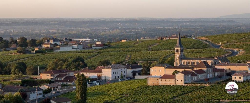 Concours France - Gagne 1 week-end dans le Beaujolais
