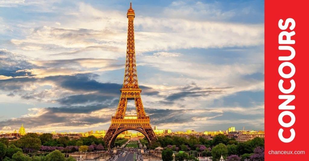 Concours du Québec - Déco Surfaces vous offre un voyage à Paris!