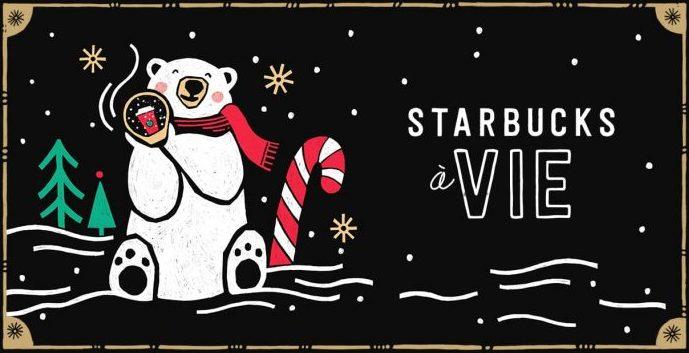 Concours Québec - Concours Starbucks À Vie Édition Des Fêtes