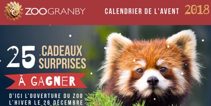 Concours Québec - Prix quotidiens au concours calendrier de l'avent
