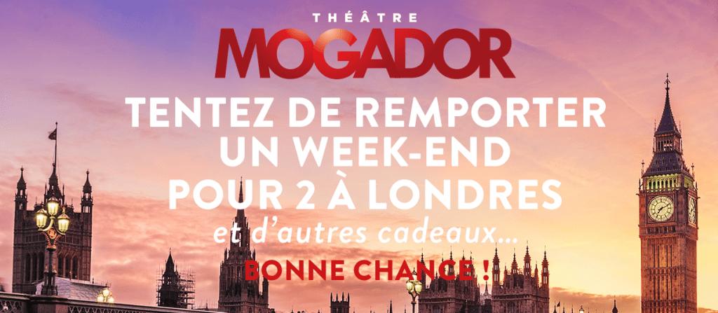 7 box Week-end à Londres pour 2 personnes