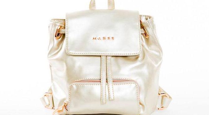 Concours Québec - Gagnez ce mini sac à dos de la collection Mahée
