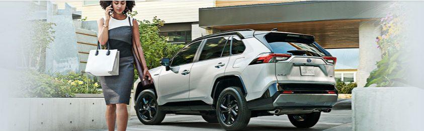 Gagnez un Toyota RAV4 XSE Hybride 2019