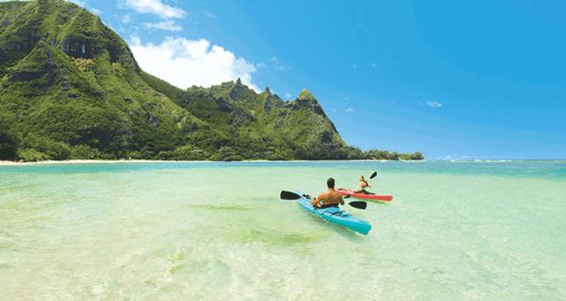2 Billets d'Avion KLM à Hawaï