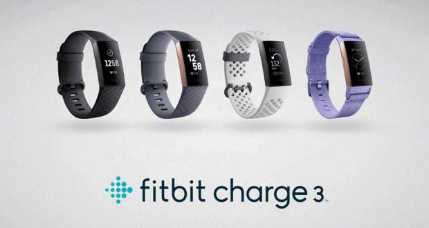 Chance de gagner une montre FITBIT CHARGE 3