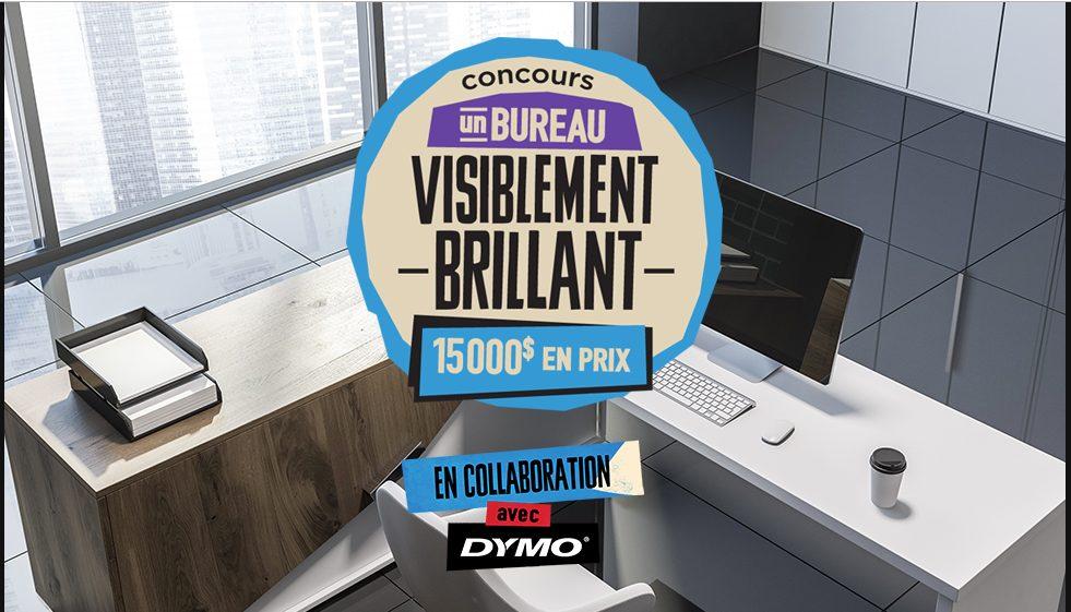 Gagnez un bureau visiblement brillant