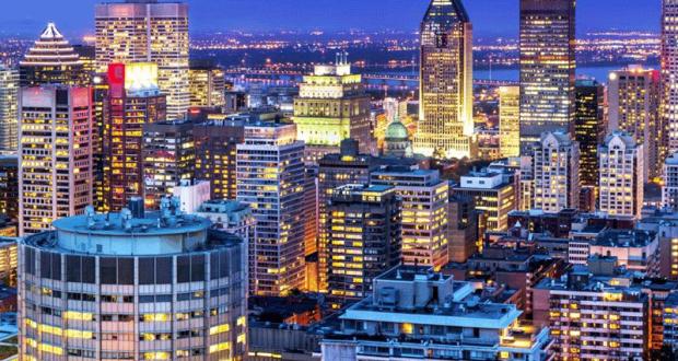 Gagnez un voyage pour deux personnes à Montréal