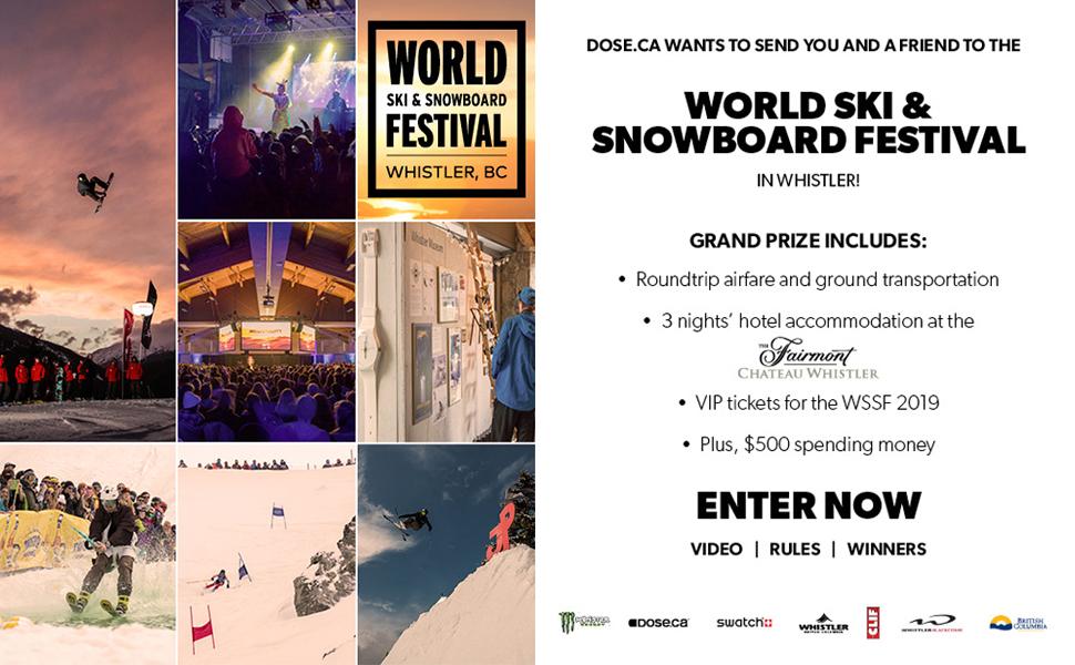 Concours Québec - Voyage à Vancouver pour 2 personnes